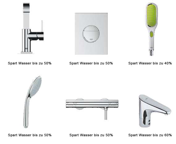 GROHE Produkte
